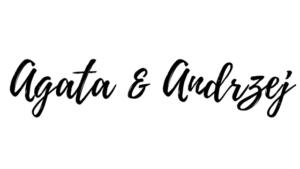 podpis agata i andrzej