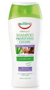 szampon equlibra do włosów farbowanych
