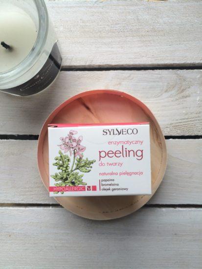 enzymatyczny peeling sylveco