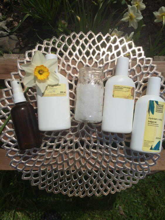 substraty do naturalnego dezodorantu diy
