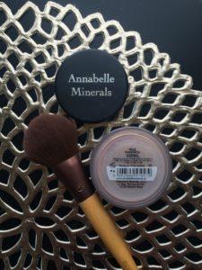 annabelle minerals róż