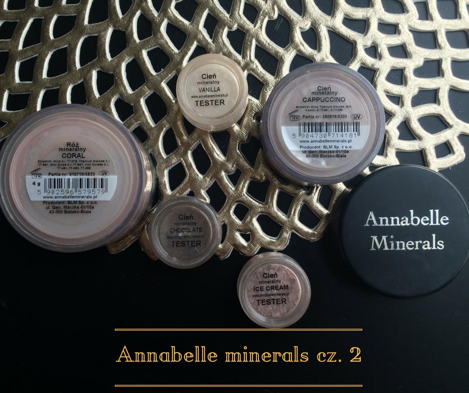 annabelle minerals mini
