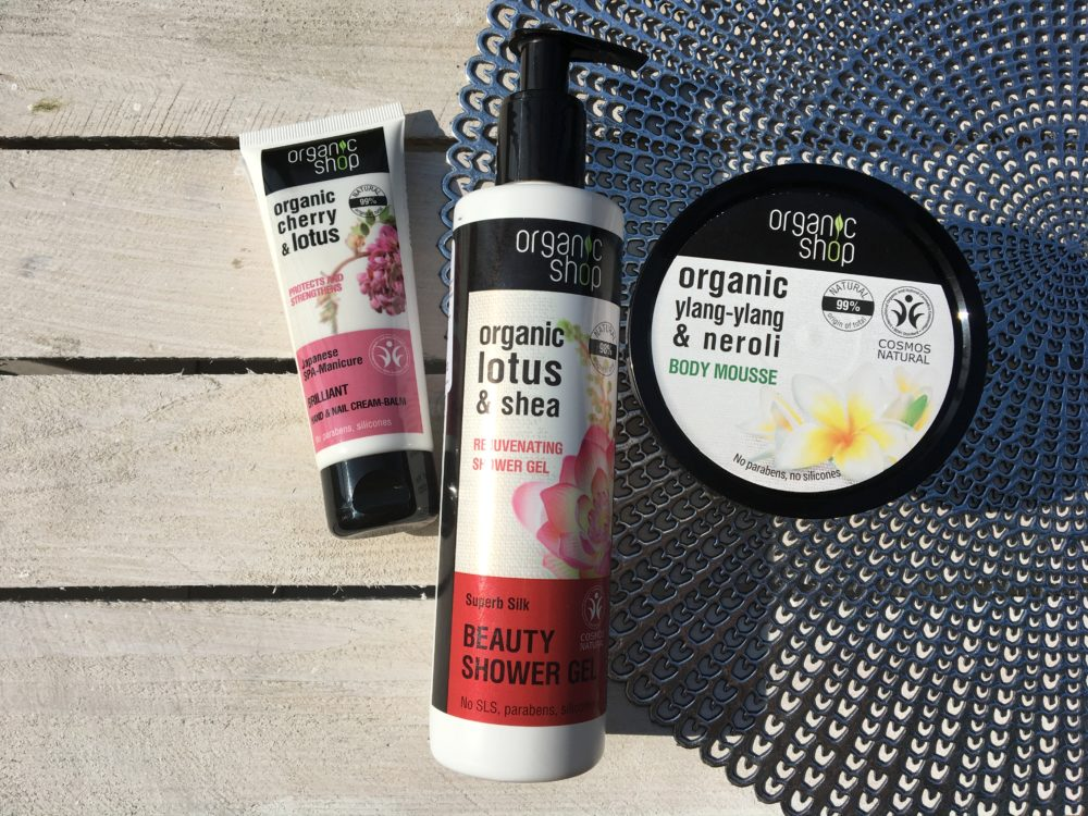 organic shop do ciała