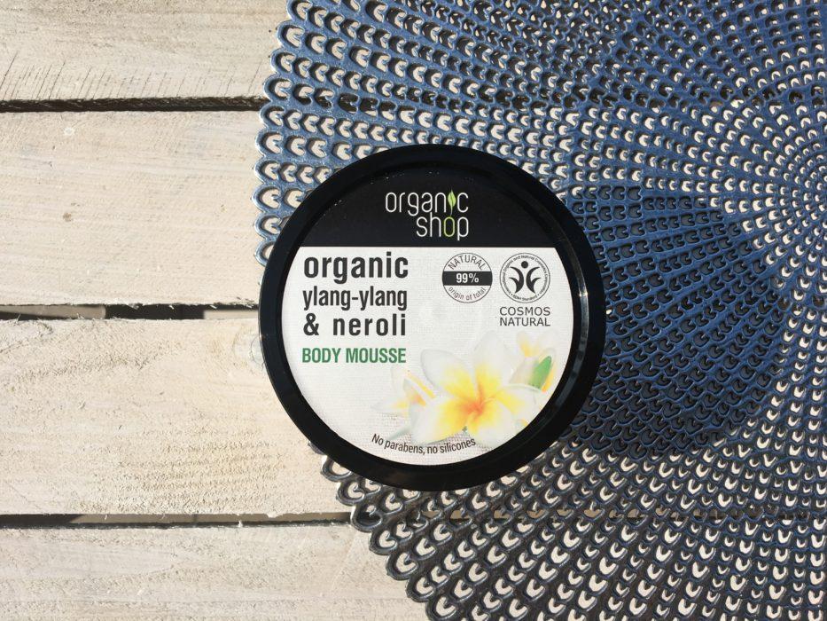 organic shop mus do ciała