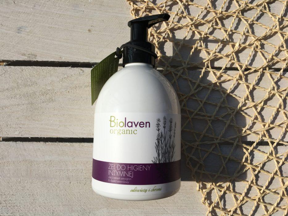 płyn do higieny intymnej Biolaven