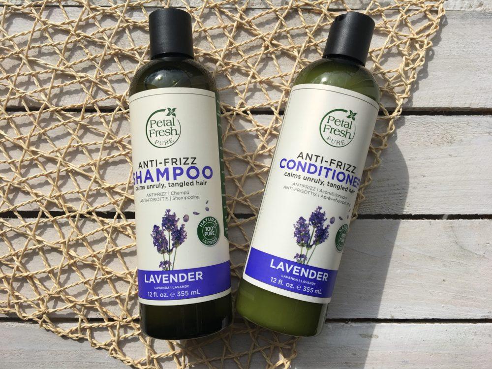 Lawendowy szampon i odżywka Petal Fresh