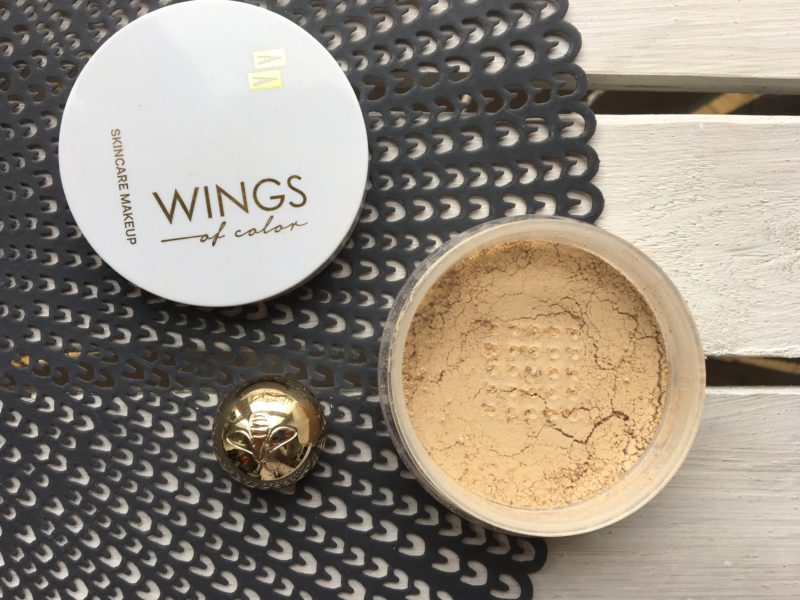 Mineralny puder AA Wings of Color