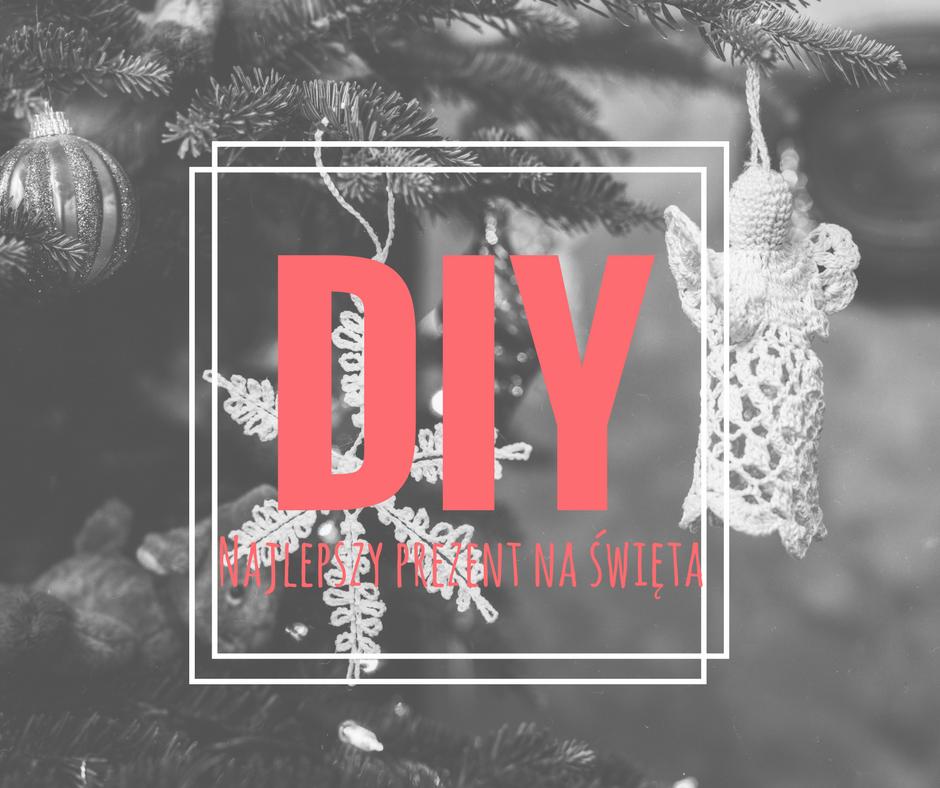 zrób sama prezent świąteczny