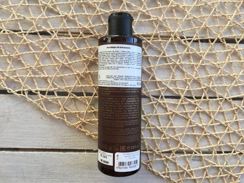 Naturalny żel pod prysznic Ecolab z bambusem
