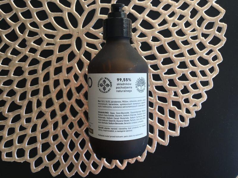 Naturalne mydło w płynie OnlyBio