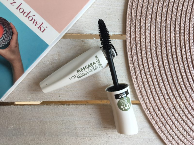 Tusz do rzęs i eyeliner Formula Pura Deborah Milano