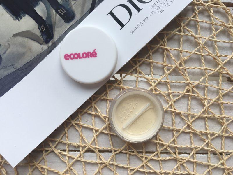 Mineralny rozświetlacz do twarzy Ecolore