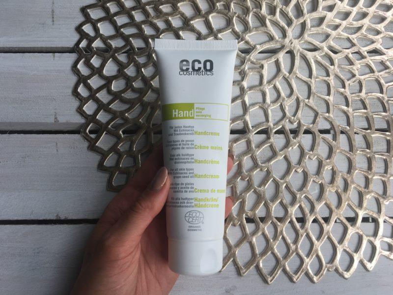 Krem do rąk z echinaceą i olejem z winogron Eco Cosmetics