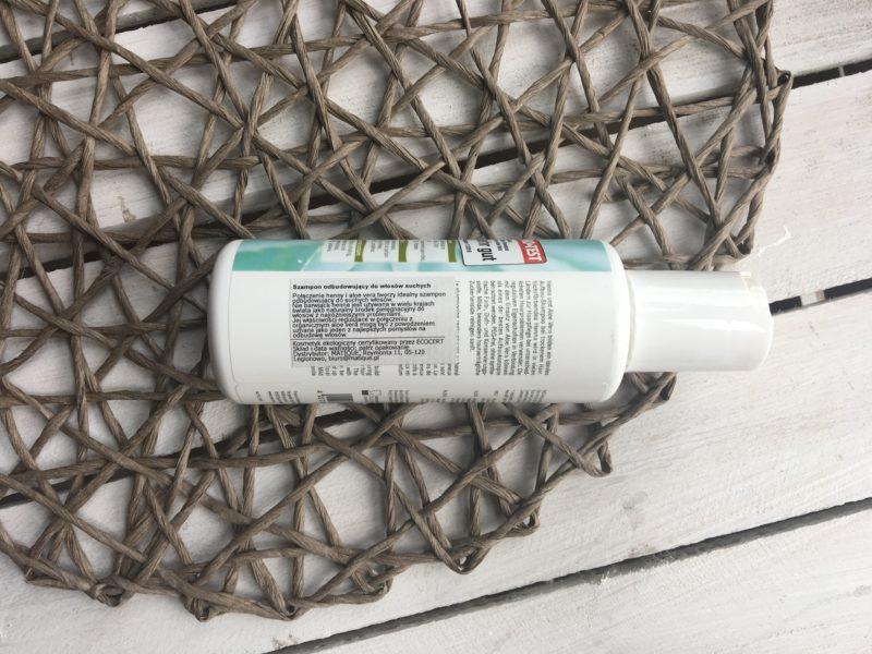 Szampon odbudowujący do włosów suchych Eubiona