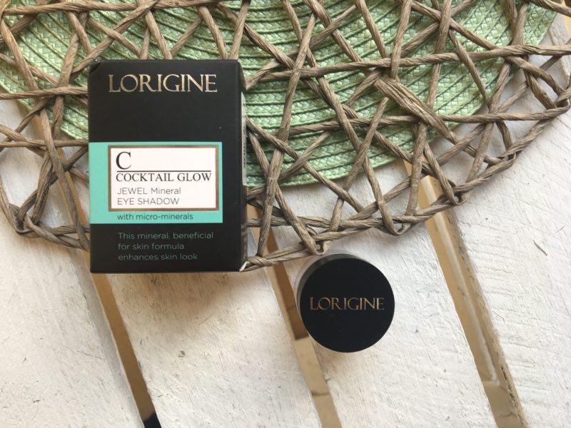 Mineralny sypki cień do powiek Lorgine