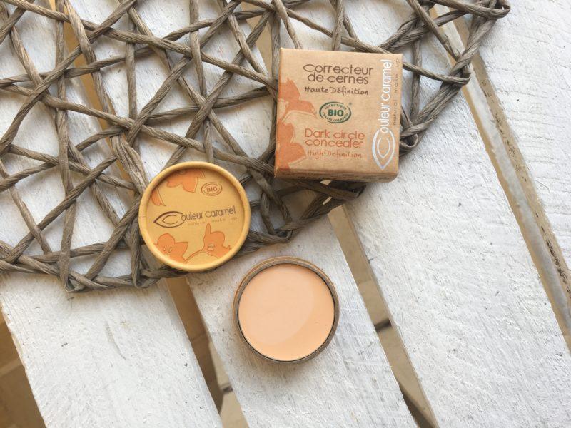Mineralny korektor w kremie Couleur Caramel