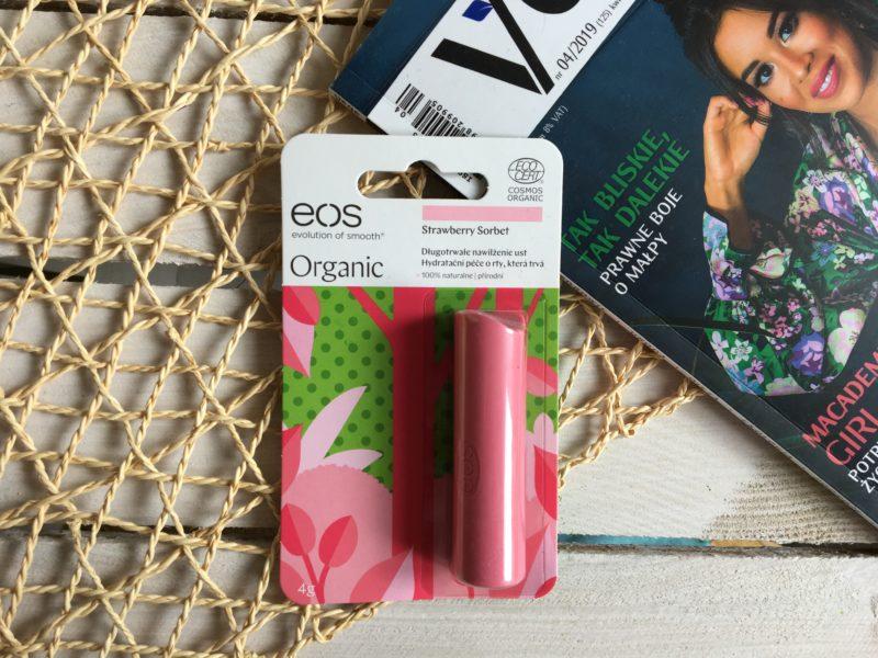 Balsam do ust EOS Organic