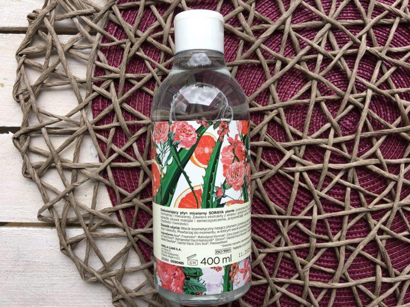 Płyn micelarny Soraya Plante