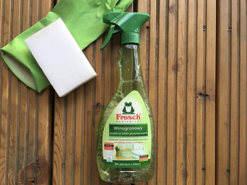 Środki czystości Frosch